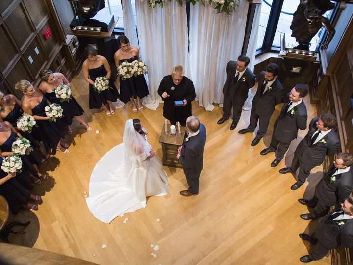 Tmx Yeager Wedding 8 51 480139 Indianapolis, IN wedding officiant