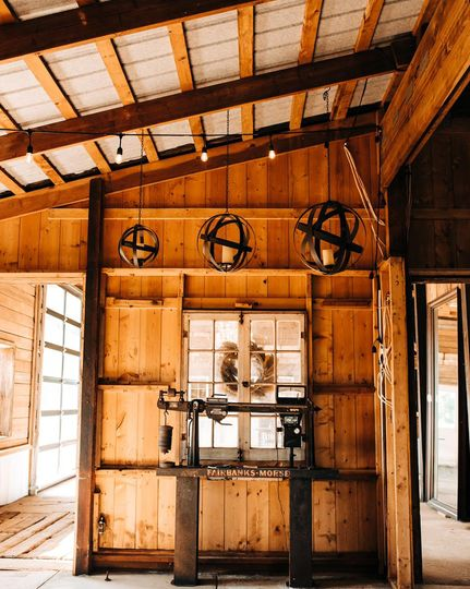 New Wedding Barn