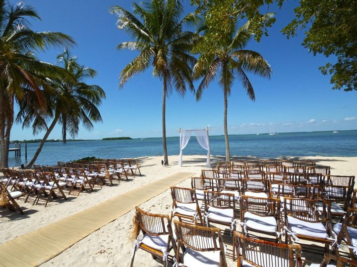 Key Largo Lighthouse Beach Weddings Venue Key Largo