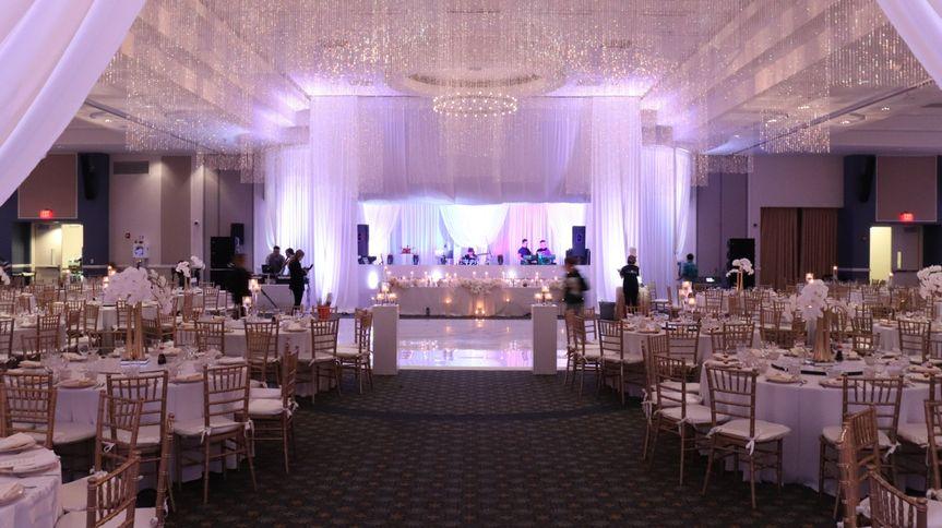 Ld events decor lighting decor chicago il weddingwire junglespirit Image collections