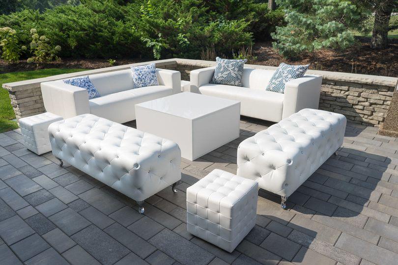 Lounge furniture decor