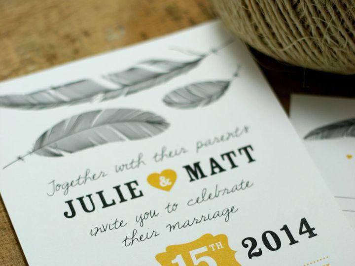 Tmx 1379516848270 Ilfullxfull.5002278487l0f Milton wedding invitation