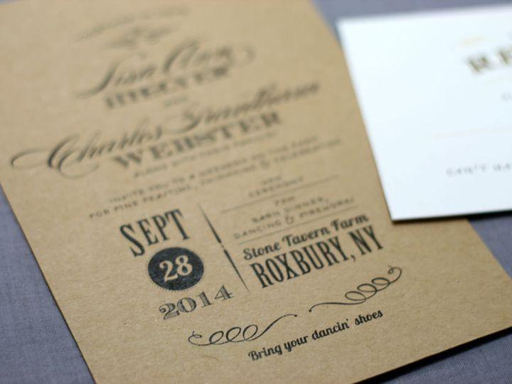 Tmx 1379516868861 Ilfullxfull.500292557s6q4 Milton wedding invitation