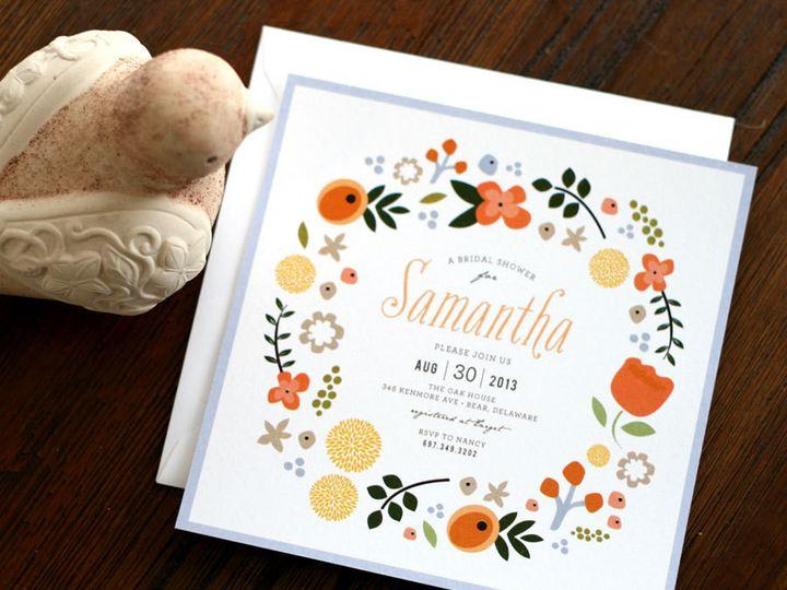 Tmx 1379516878760 Ilfullxfull.501010214q9uw Milton wedding invitation