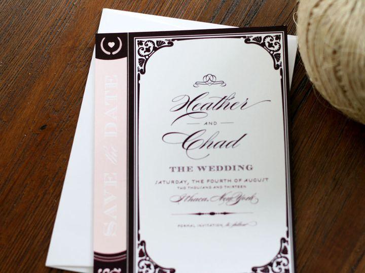 Tmx 1379516896651 Ilfullxfull.501091717rmny Milton wedding invitation