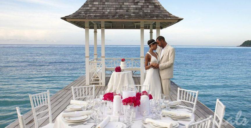 Wedding by the ocean!