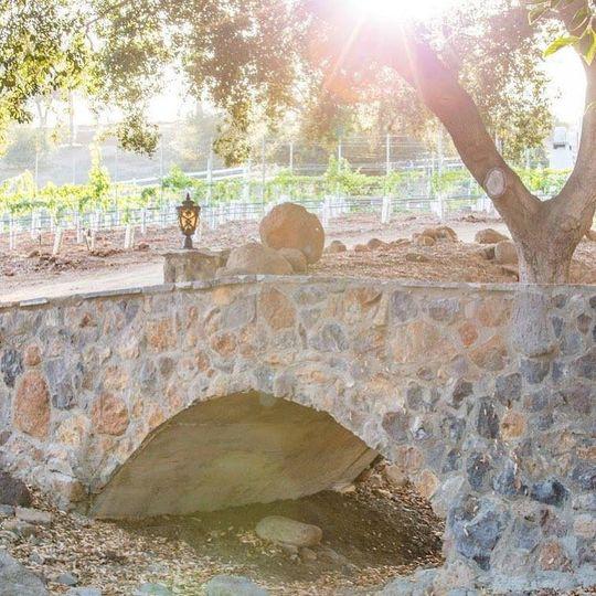 The story brook bridge