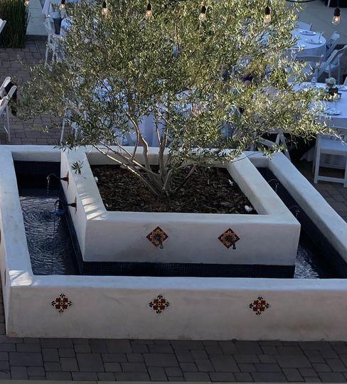 Curtyard Fountain