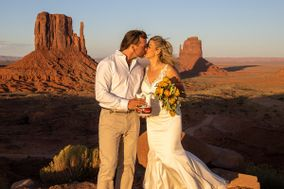 Wild West Wedding