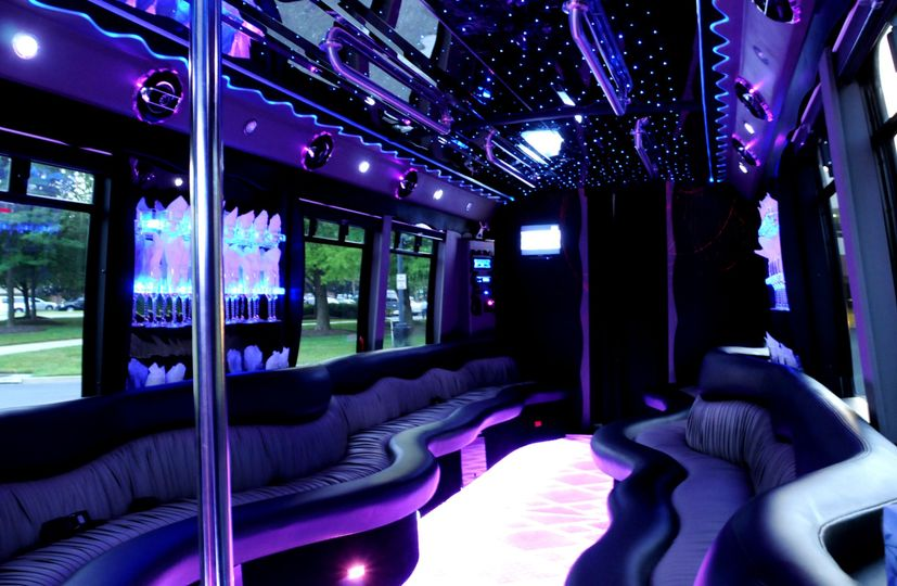 Party Bus (inside)