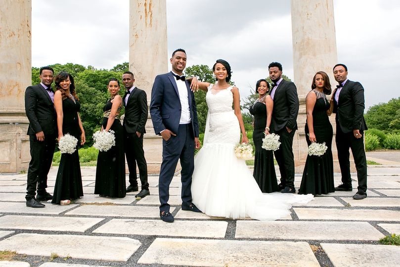 Weddings at the United States National Arboretum