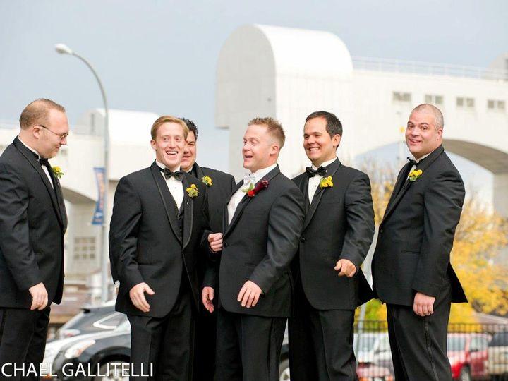 Tmx 1362002890655 Tuxego4 Latham, New York wedding dress