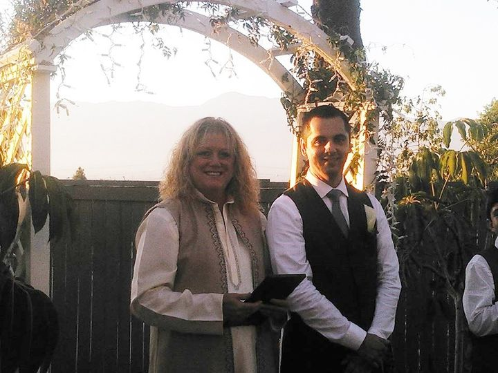 Tmx 1416932833722 10706516843957332315171304603059n Pomona, CA wedding officiant