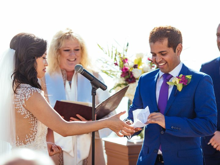 Tmx 1469466234468 3.26.15   Yvonne  Chris 323 Pomona wedding officiant