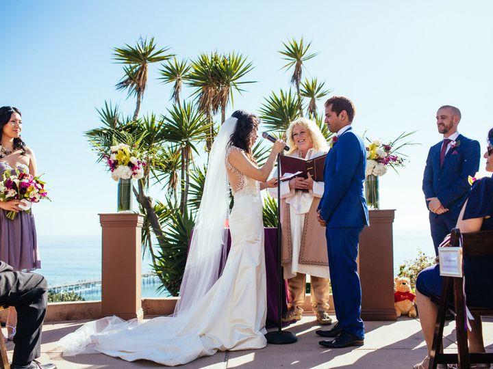 Tmx 1469466424073 3.26.15   Yvonne  Chris 341 Pomona wedding officiant