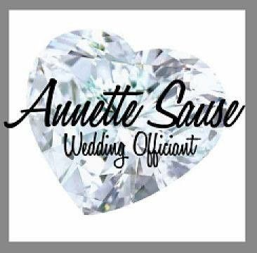 annette sause wedding offician
