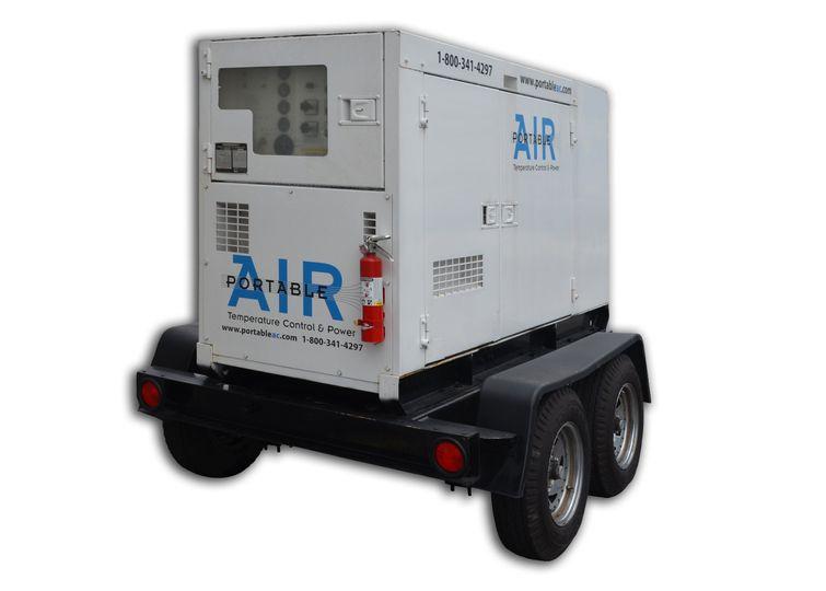 Generators to power weddings