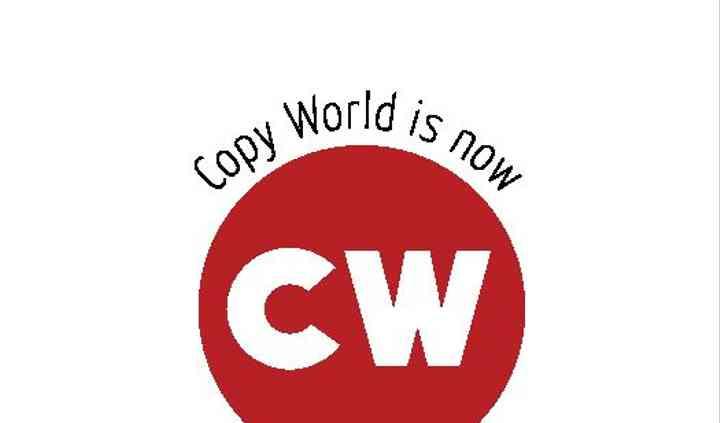CW Print + Design (formerly Copy World)