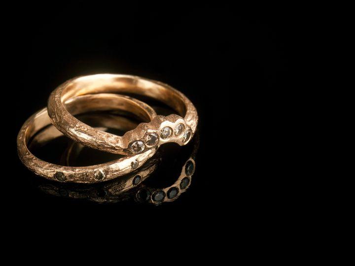 Tmx Custombarkdiamondsskinnyb 51 487139 1572558438 Shelby, NC wedding jewelry