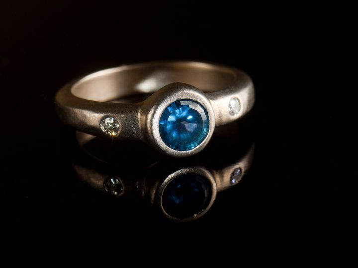 Tmx Custombluesapphireer 51 487139 1572558443 Shelby, NC wedding jewelry