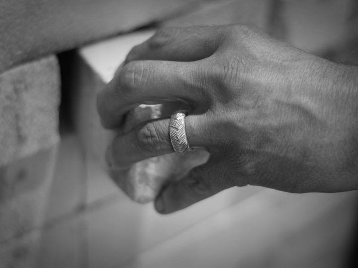Tmx Herringbonebandronbw 51 487139 1572561148 Shelby, NC wedding jewelry