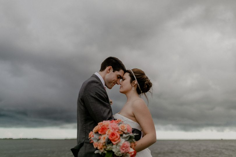 Story outer banks wedding.