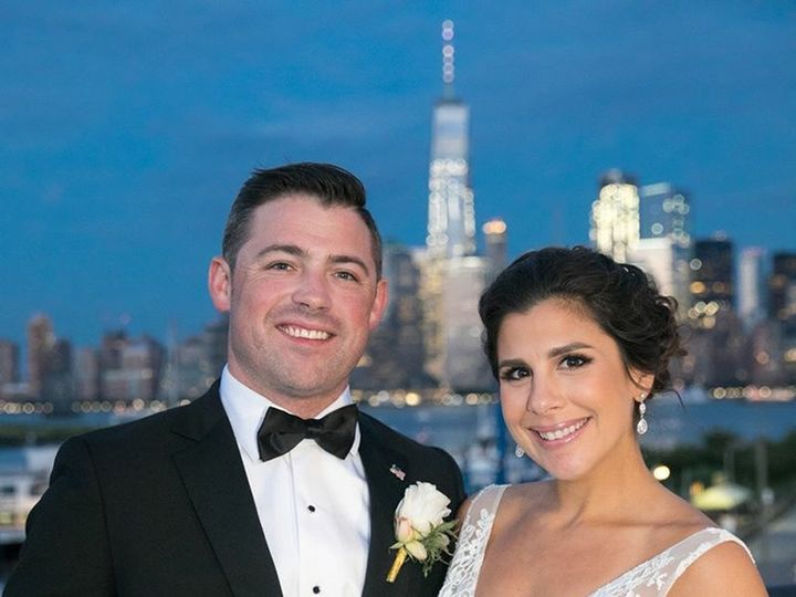 Tmx 1512954403 16d232be655fb4b4 IMG 7330 Jersey City, NJ wedding invitation