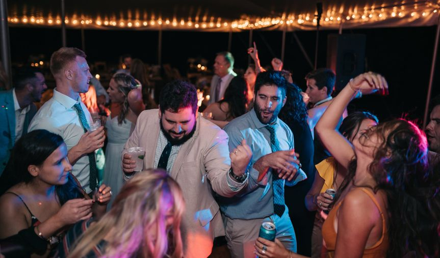 Keeping everyone dancing