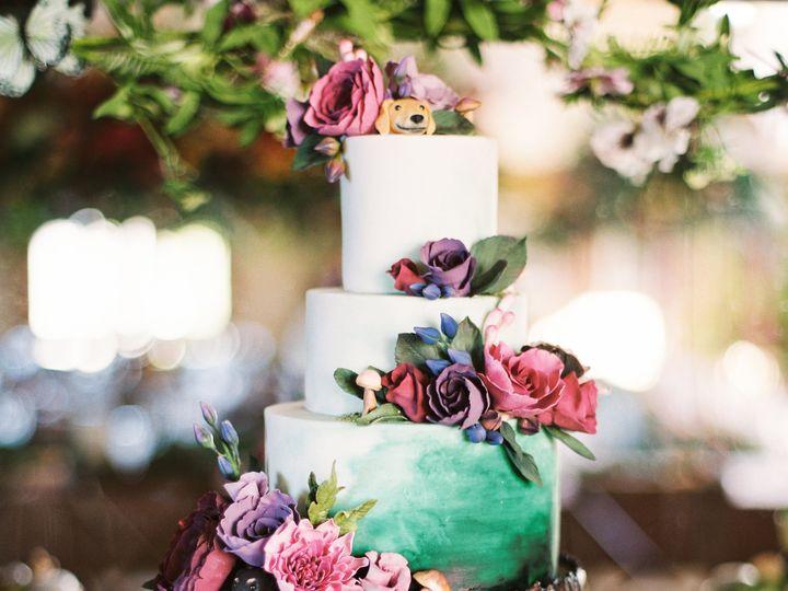 Tmx 0718 Teal 501 51 959139 Newberg, OR wedding cake