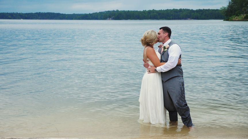 Lake Martin, AL Wedding