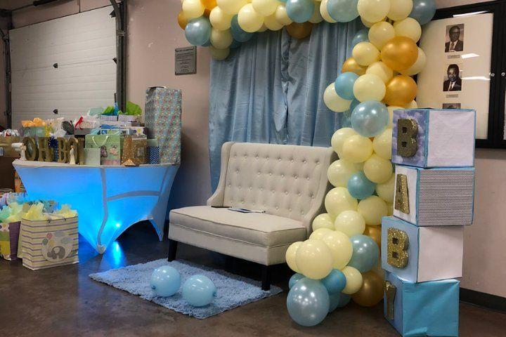 Baby Shower Rentals