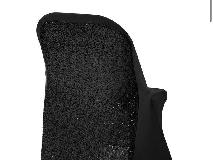 Tmx Black Glitz Chair Cover 51 1899139 157592128242231 Raleigh, NC wedding rental