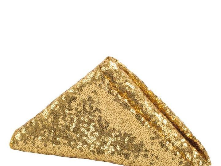 Tmx Gold Sequin Napkin 51 1899139 157592132619955 Raleigh, NC wedding rental
