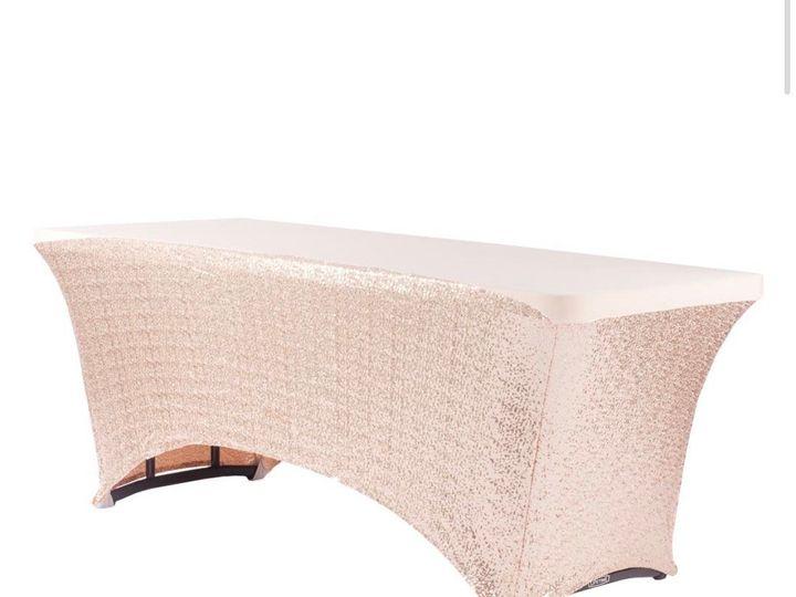 Tmx Rose Blush Spandex Table Cover 51 1899139 157592134528700 Raleigh, NC wedding rental