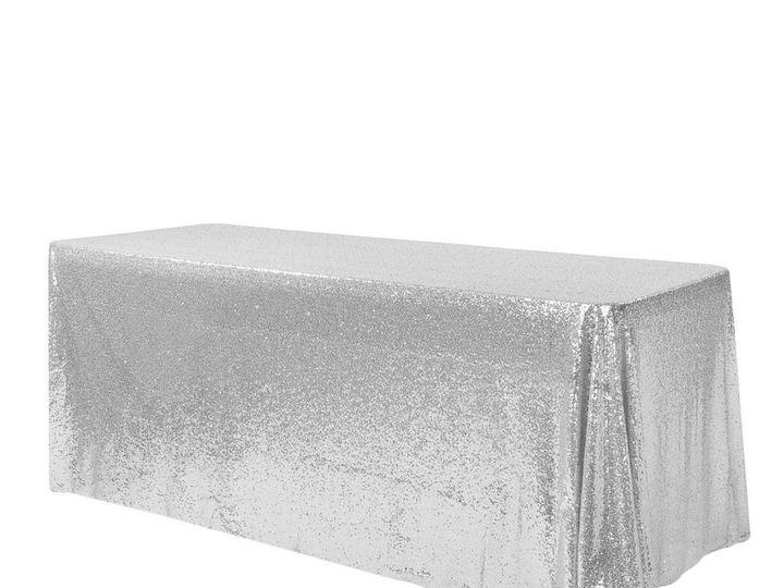 Tmx Silver Rectangle Table Cover 51 1899139 157592134634992 Raleigh, NC wedding rental