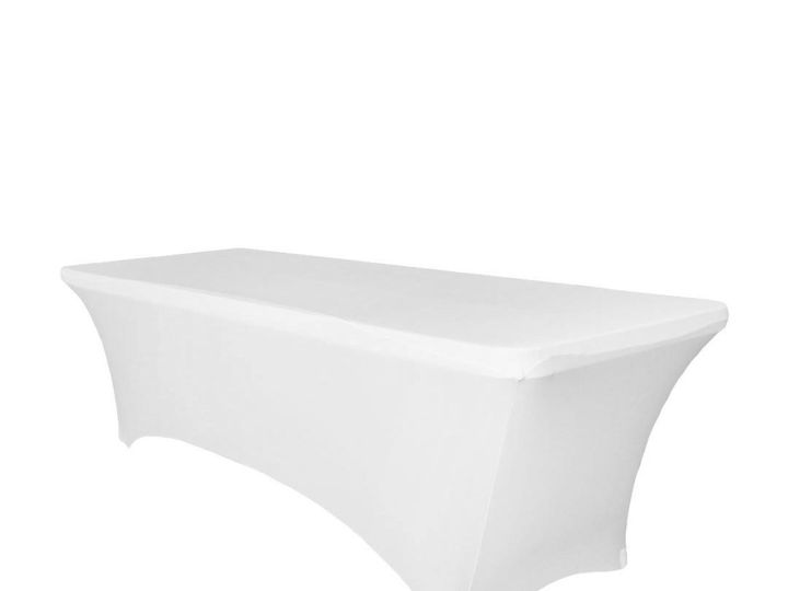 Tmx White Rectangle Spandex 51 1899139 157592134524364 Raleigh, NC wedding rental