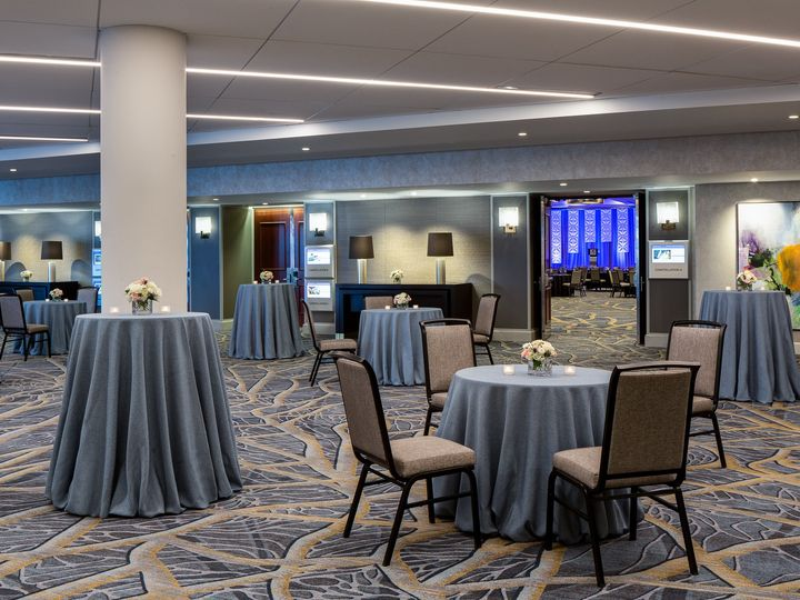 Tmx Ballroom Foyer 51 10239 V1 Baltimore, MD wedding venue