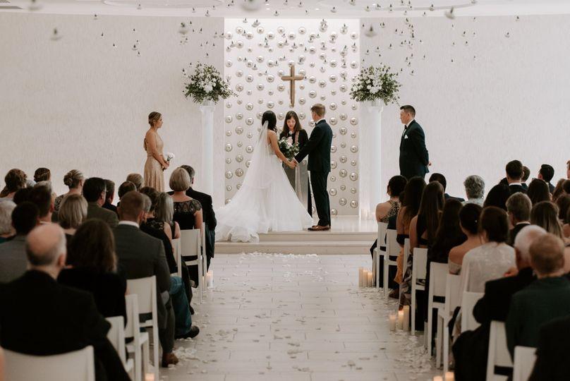 Wedding vows | Brittney Mundy Photography