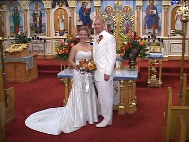 Russian Orthodox Wedding 2013