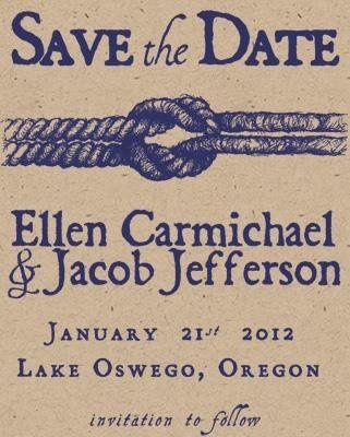 Tmx 1249891663841 Knoticalsd400 Portland wedding invitation