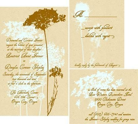 Tmx 1249891667028 Queenannecomponents Portland wedding invitation