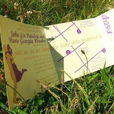Tmx 1249891675075 Theleap1 Portland wedding invitation