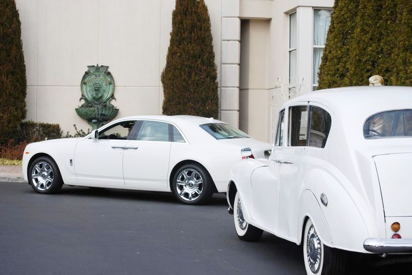 Classy and vintage cars