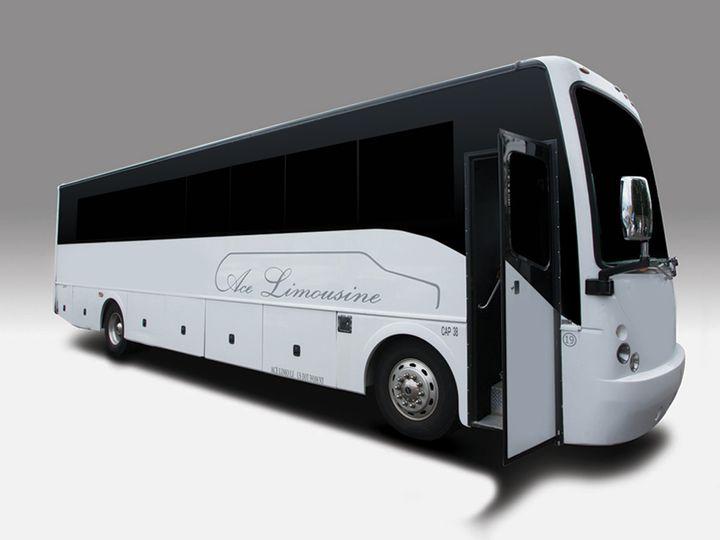 Large coaches