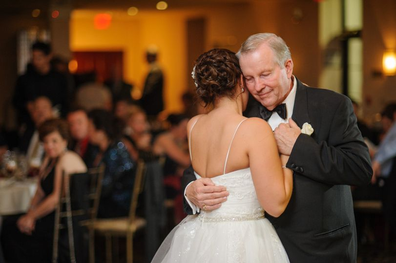 Father-Daughter Dance. Photographed for A Storybook Image.