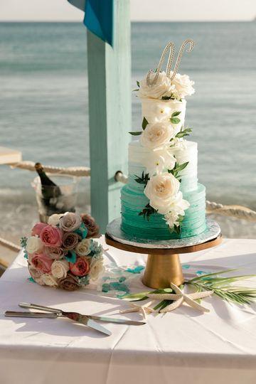 Cake by Island Sweet Stuff