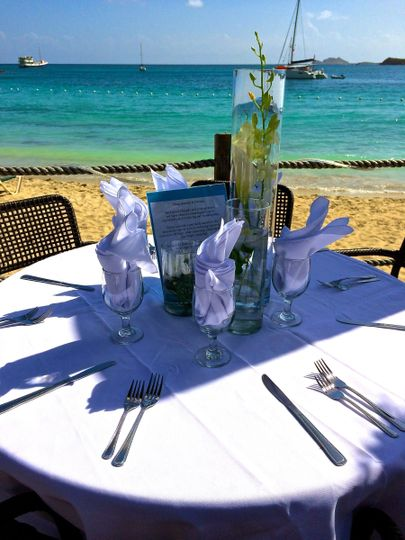 Catering st john virgin islands