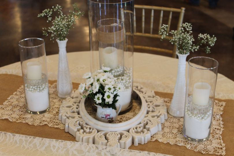 Custom Centerpieces in all styles