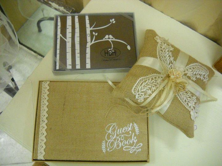 Tmx 1416929650629 Guest Book Pillow Pittsfield wedding dress