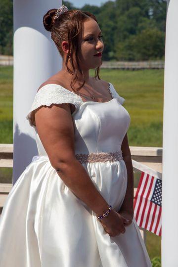Wedding Attire - Bride
